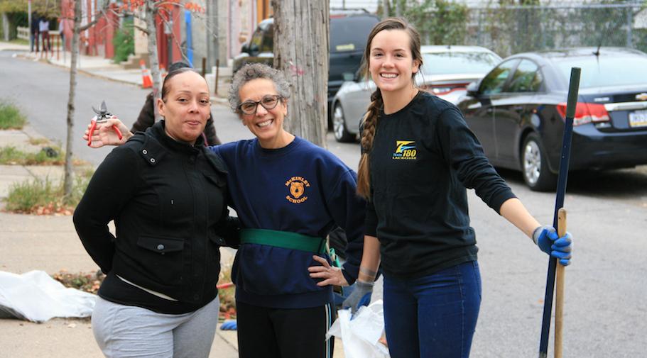McKinley: Community Clean-Up